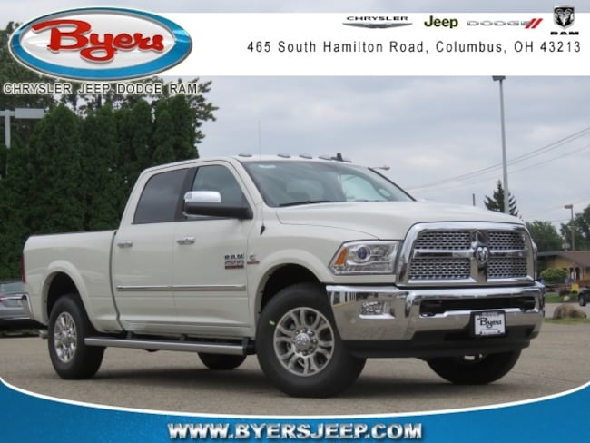 New 2018 Ram 2500 LARAMIE CREW CAB 4X2 6'4 BOX Crew Cab in Columbus