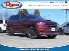New Chrysler Jeep Dodge Ram models 2018 Dodge Durango R/T AWD Sport Utility for sale in Columbus, OH