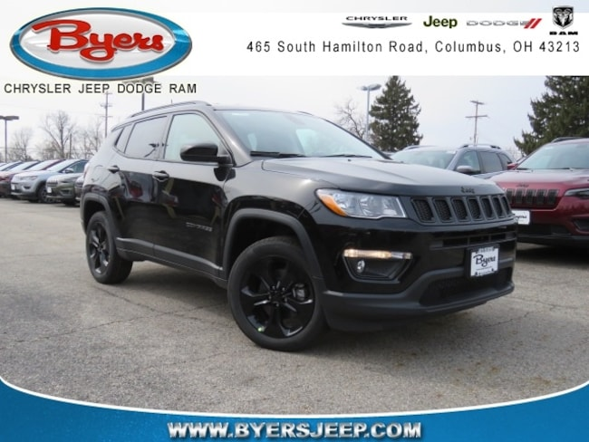 New 2019 Jeep Compass ALTITUDE 4X4 Sport Utility in Columbus