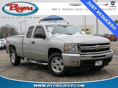 Used Vehicles for sale 2011 Chevrolet Silverado 1500 LT Truck Extended Cab in Columbus, OH