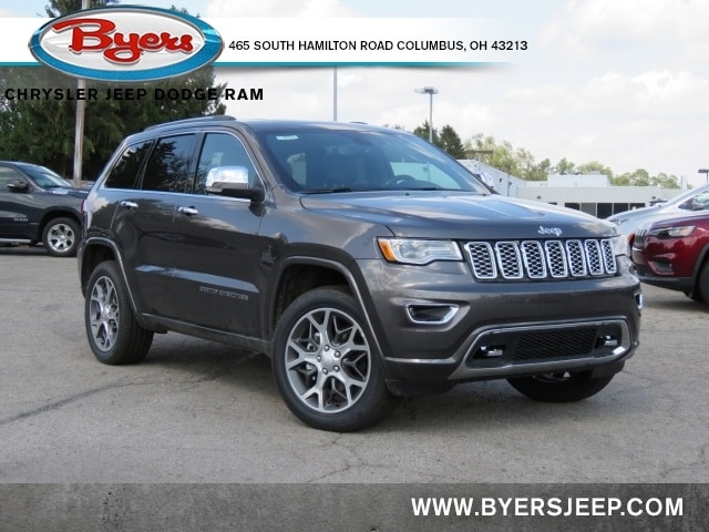 Jeep Columbus Ohio >> New 2020 Jeep Grand Cherokee Overland 4x4 For Sale In Columbus Oh Serving Lancaster Dublin 1c4rjfcg7lc115777