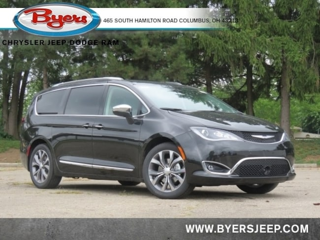 New 2020 Chrysler Pacifica LIMITED Passenger Van in Columbus