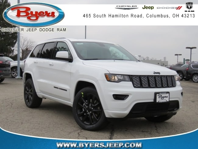 New 2019 Jeep Grand Cherokee ALTITUDE 4X4 Sport Utility in Columbus