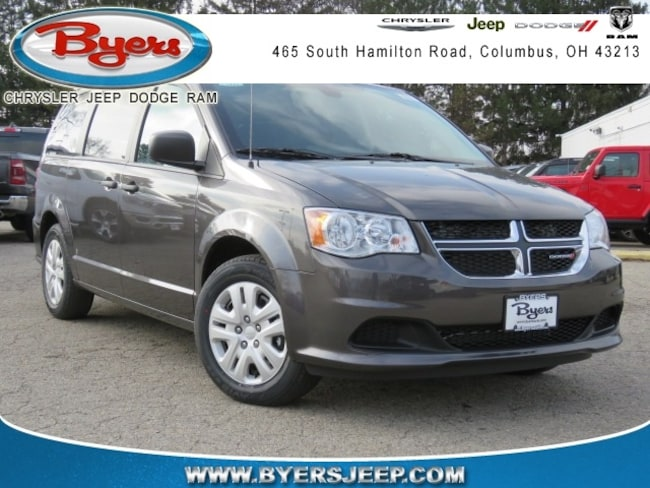 New 2019 Dodge Grand Caravan SE Passenger Van in Columbus
