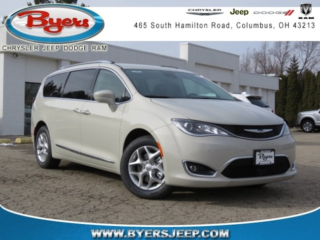 New 2019 Chrysler Pacifica TOURING L PLUS Passenger Van in Columbus