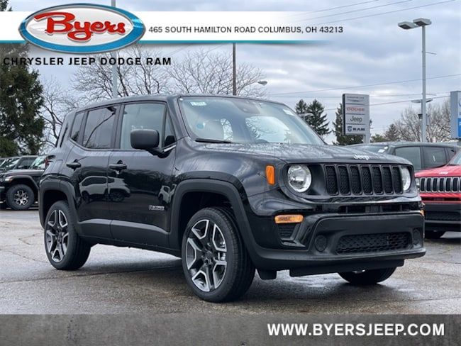 New 2021 Jeep Renegade JEEPSTER 4X4 Sport Utility in Columbus