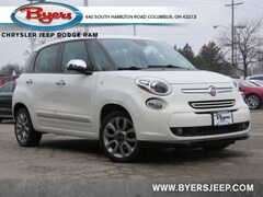 Used 2015 FIAT 500L Lounge Hatchback for sale in Columbus, OH
