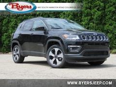 New 2019 Jeep Compass LATITUDE 4X4 Sport Utility for sale in Columbus, OH