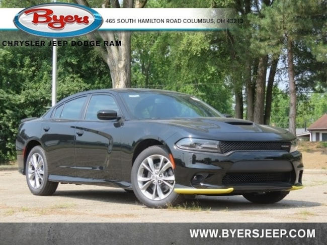 New 2020 Dodge Charger GT AWD Sedan in Columbus
