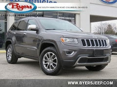 Used 2015 Jeep Grand Cherokee Limited 4x4 SUV for sale in Columbus, OH