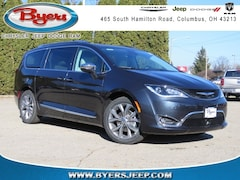 New 2019 Chrysler Pacifica LIMITED Passenger Van for sale in Columbus, OH