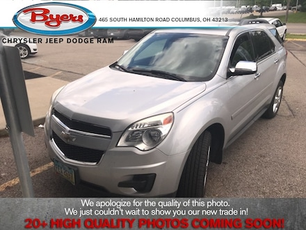 Featured Used 2015 Chevrolet Equinox LT w/1LT SUV for sale in Columbus OH
