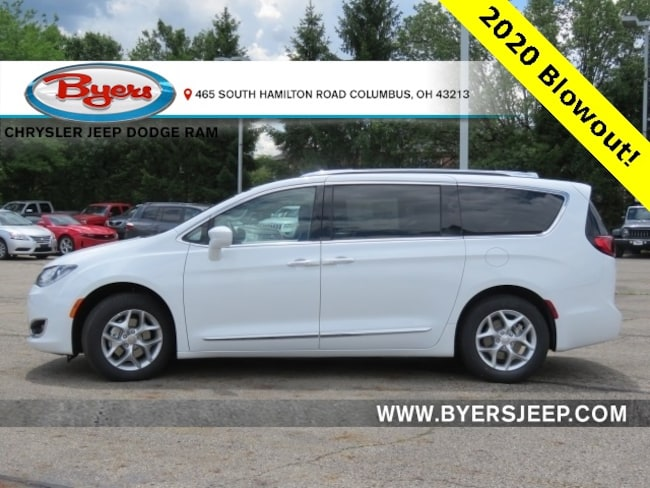 New 2020 Chrysler Pacifica TOURING L Passenger Van in Columbus