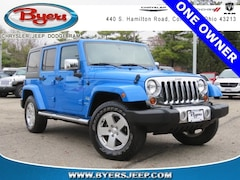 Used Vehicles for sale 2011 Jeep Wrangler Unlimited Sahara SUV in Columbus, OH