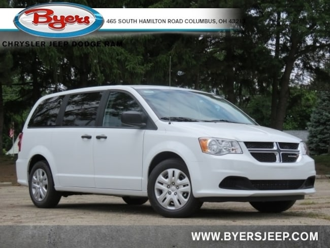 New 2020 Dodge Grand Caravan SE (NOT AVAILABLE IN ALL 50 STATES) Passenger Van in Columbus