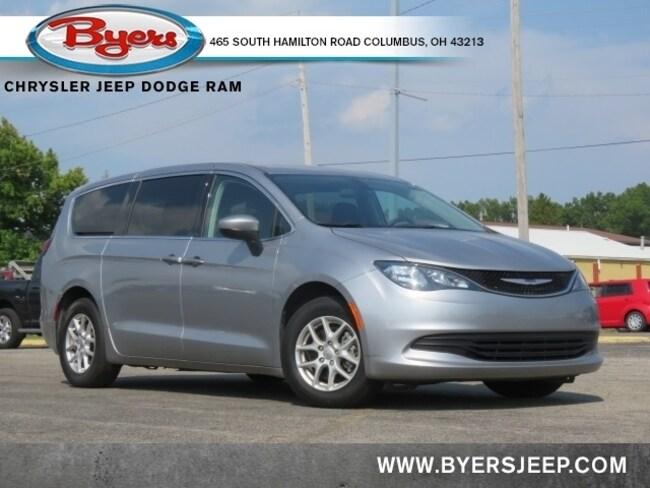 Certified Pre-owned 2019 Chrysler Pacifica LX Van Passenger Van for sale in Columbus, OH