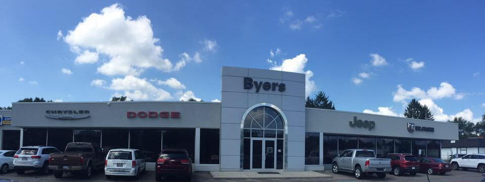 About Byers   A Columbus New U0026 Used Dodge, Ram, Jeep U0026 Chrysler Dealership    Serving Delaware OH, Dublin OH And Lancaster