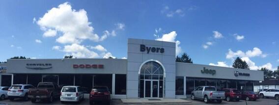 Dodge Dealers In Delaware >> About Byers Chrysler Jeep Dodge Ram New Used Car Dealer