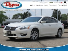 Used 2015 Nissan Altima 2.5 S Sedan for sale in Columbus, OH