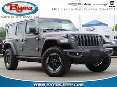 2018 Jeep Wrangler Unlimited Rubicon 4x4 SUV for sale in Columbus OH