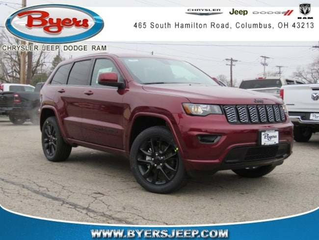 New 2019 Jeep Grand Cherokee ALTITUDE 4X4 Sport Utility in Columbus