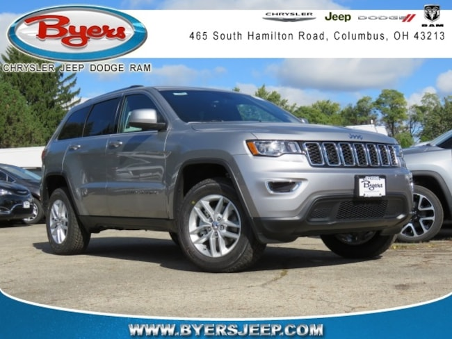 New 2018 Jeep Grand Cherokee LAREDO E 4X4 Sport Utility in Columbus