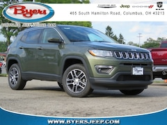 New Chrysler Jeep Dodge Ram models 2018 Jeep Compass LATITUDE 4X4 Sport Utility for sale in Columbus, OH