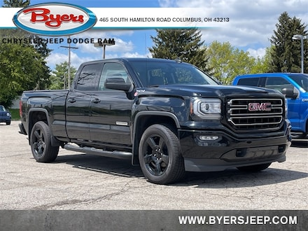 Featured 2016 GMC Sierra 1500 Truck Double Cab for sale in Columbus OH