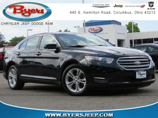 Used 2014 Ford Taurus SEL Sedan in Columbus