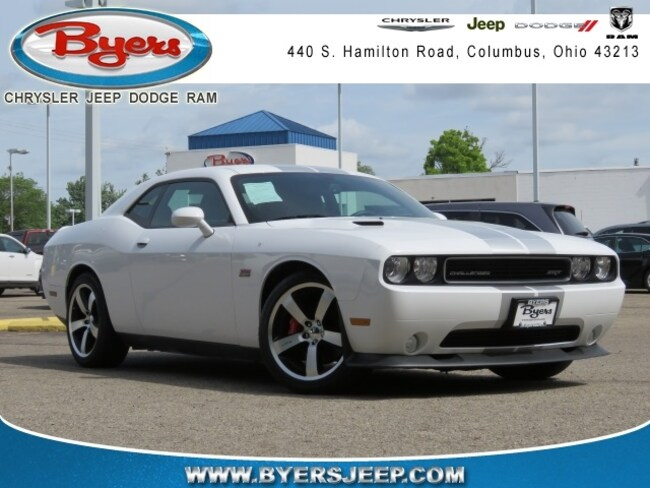 Used 2012 Dodge Challenger Srt8 392 For Sale In Columbus Oh