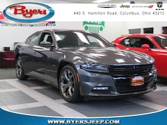 Certified Pre-owned 2015 Dodge Charger R/T Sedan for sale in Columbus, OH