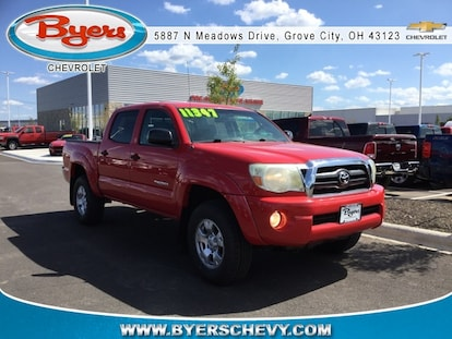 2008 Toyota Tacoma For Sale >> Used 2008 Toyota Tacoma For Sale At Byers Auto Group Vin