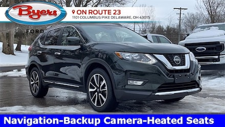 Used 2020 Nissan Rogue SL SUV for Sale in Deleware, OH