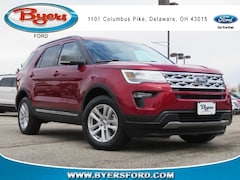 2019 Ford Explorer XLT SUV near Columbus, OH