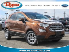 2019 Ford EcoSport SE SUV near Columbus, OH