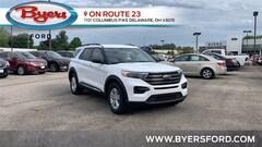 2020 Ford Explorer XLT SUV near Columbus, OH