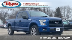 2017 Ford F-150 XL STX Truck SuperCab Styleside near Columbus, OH