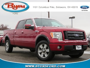 2010 Ford F-150 Truck SuperCrew Cab