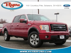 2010 Ford F-150 Truck SuperCrew Cab near Columbus, OH