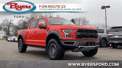 2020 Ford F-150 Raptor Truck SuperCrew Cab near Columbus, OH