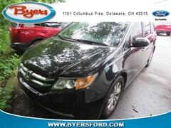 2014 Honda Odyssey EX Van 5FNRL5H46EB066712 near Columbus, OH