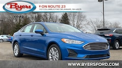 2020 Ford Fusion SE Sedan near Columbus, OH