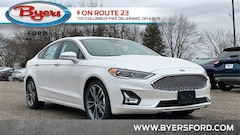 2020 Ford Fusion Titanium Sedan near Columbus, OH