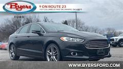 2013 Ford Fusion Titanium Sedan near Columbus, OH