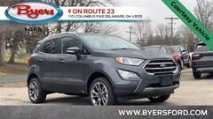 2020 Ford EcoSport Titanium SUV near Columbus, OH