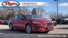 2020 Ford Fusion Hybrid SE Sedan near Columbus, OH