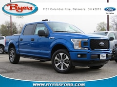 2019 Ford F-150 STX Truck SuperCrew Cab near Columbus, OH