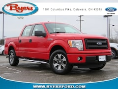 2014 Ford F-150 STX Truck SuperCrew Cab near Columbus, OH