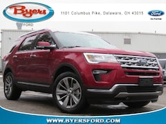 2019 Ford Explorer Limited SUV near Columbus, OH