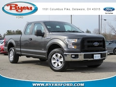 2015 Ford F-150 XL Truck SuperCab Styleside 1FTEX1EPXFKF14089 near Columbus, OH